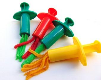 Dough Tools - dough extruders (gun) set of 4