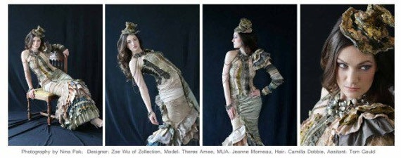 Halloween Costume Steampunk Dress