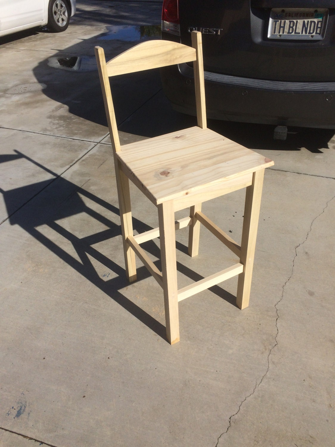 Bar Stool 27 Seat Height