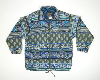 """Vintage Abstract Jacket"""""""
