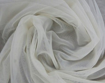 English tulle for luneville/aari/tambour embroidery