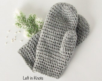 The Perfect Fit Mitten PATTERN DOWNLOAD (PDF)