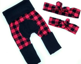 Special order 4 pairs red plaid