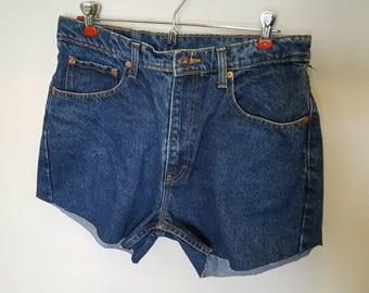 High Waist Jordache Shorts Size 15/16 Vintage