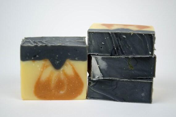Smokey Bear Olive Oil Soap