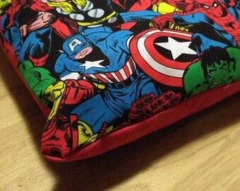 Marvel Comics Iron Man/Thor/Hulk/Captain America/Spiderman Cushion