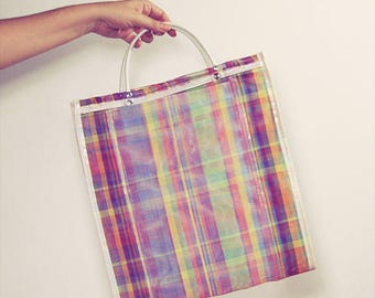 Shopping bag in Mexican markets used at the time of buying to prepare your daily food