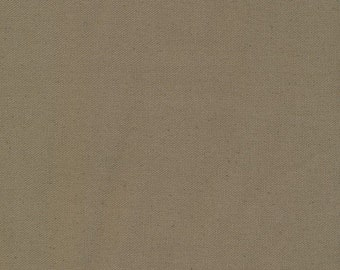 "Stone Duck Cloth 60"" Wide By The Yard 9.3 oz"
