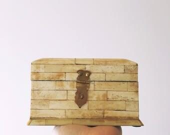 Vintage Bone Box