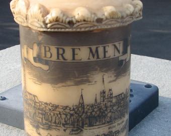 Vintage Candle - Bremen Candle