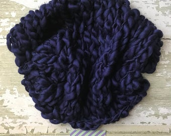 The {Navy Blue} Giggles Blanket