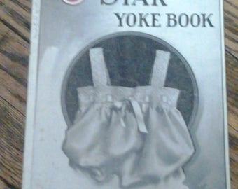 The American Thread Company's Star Yoke Book, 1921