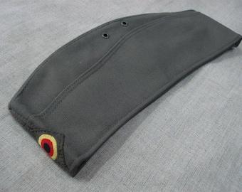 German Army Moleskin Garrison Cap