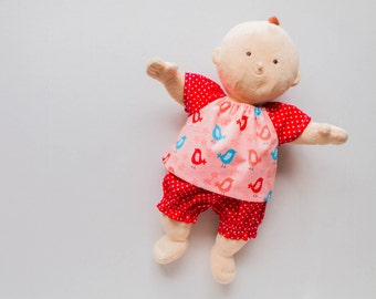 14 inch Doll Clothes - 15 inch Doll Clothes - Baby Stella Doll Clothes, Bitty Baby Doll Clothes, Waldorf Doll Clothes, Baby Doll Clothes