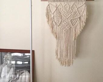 Protea hanging