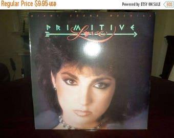 Save 30% Today Vintage 1985 LP Vinyl Record The Miami Sound Machine Primitive Love Epic Records Near Mint Condition 5082