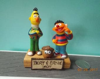 """Bert & Ernie Nut-What are you """"Nuts"""" about?"""