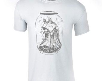 Star Wars Jar Jar Binks dark humor t-shirt Comic Con
