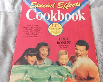 Special Effects Cookbook by Michael E. Samonek