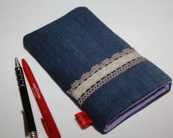 Jeans Mobile Phone Case Phone 6 Plus / Phone 7 Plus sleeve / case