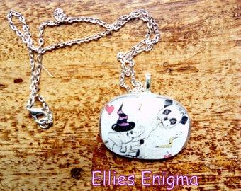 Ellies Enigma Necklace