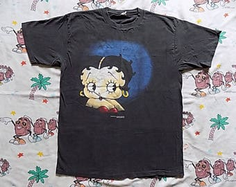 Vintage 90's Betty Boop T shirt, size XL 1994 oversized King Features Syndicate