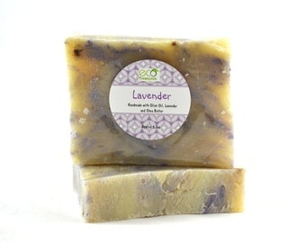 Lavender All Natural Soap Bar - 3.5oz