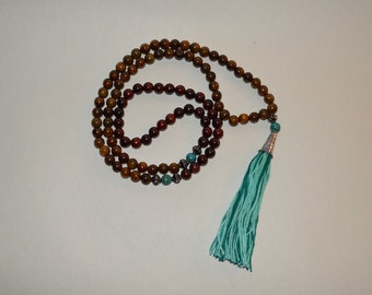 99 Shibha/Prayer Beads Cherrywood