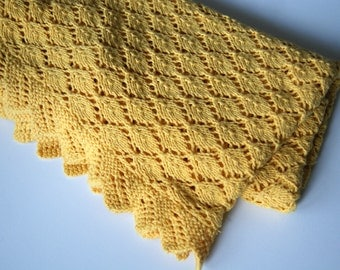 Hand Knit Baby Blanket, Baby Blanket Knit, Baby Boy Blanket, Baby Girl Blanket, Newborn Blanket, Knit Newborn Blanket, Baby shower gift