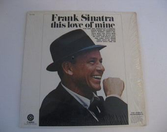 Frank Sinatra - This Love Of Mine - Circa 1969