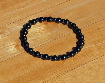 Magnetic Hematite Crystal Bracelet