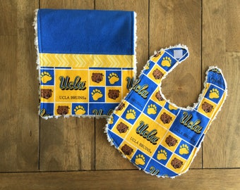 Baby Team Spirit - 2 pc set w/ UCLA fabric