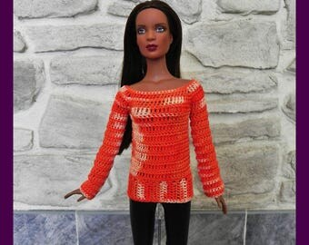 """Tonner Tyler 16 """" dolls clothes: sweater"""
