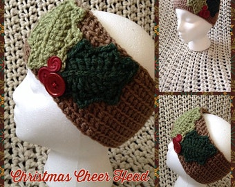 Christmas Cheer Head Wrap