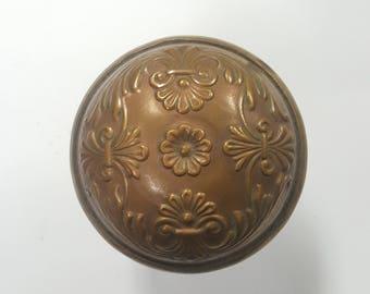 Solid Brass Vintage Doorknob 530521