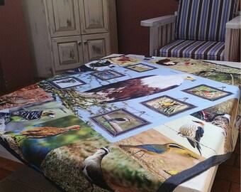 Sample of Custom Designed Table Cloth