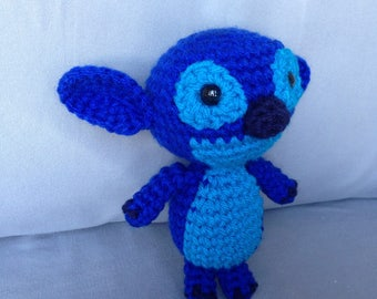 Crocheted Stitch Plushy - Made To Order