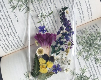 The Wildflower - Pressed Flower Phone Case