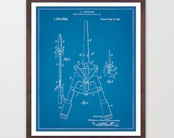 Garden Shears Patent - Garden Patent - Garden Poster - Garden Patent Art - Gardener - Gardening - Vegetable Garden - Flower Garden - Tool
