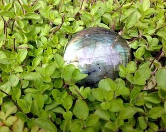 LABRADORITE Stone of Magic Round Shape