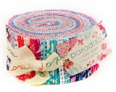 "Paradiso Jelly Roll - 2.5"" Strips - Kate Spain - Moda Jelly Roll - Quilt Fabric - Jelly Roll"