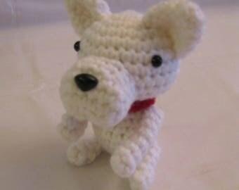 HOKKAIDO - Crochet Amigurumi - Crochet Dog, Crochet Puppy