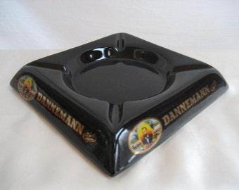 Vintage ashtray Dannemann el noble cigarro