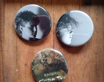 Cocteau Twins Pins