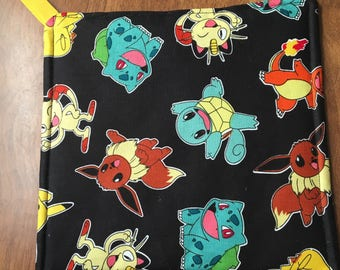Pokémon Pot Holder Hot Pad