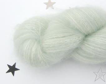 La frivole yarn lace kid mohair silk