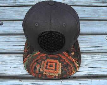 4.6 Density Strapback Hemp Made (Leather Strapback)