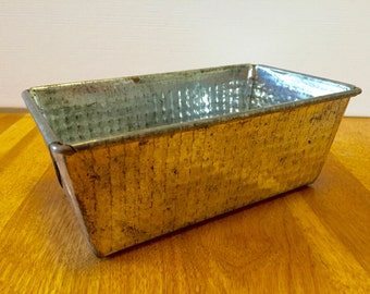 Mini Loaf Pans Ovenex Loaf Pans Vintage Bakeware Baking Bread Making