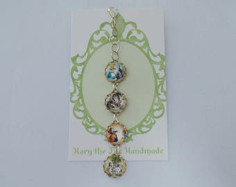 Vintage Alice in Wonderland Charm