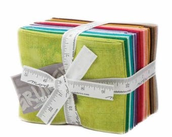 Grunge by Basic Grey for Moda - New Colors Fat Quarter Bundle 25 FQ